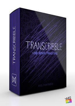 Final Cut Pro X Plugin TranScribble from Pixel Film Studios