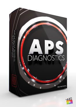 Final Cut Pro X Plugin APS Diagnostics from Pixel Film Studios