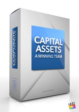 Final Cut Pro X Plugin Capital Assets from Pixel Film Studios