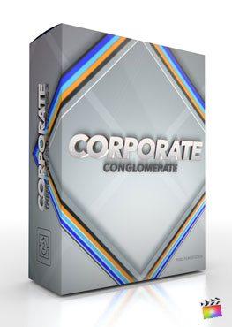 Final Cut Pro X Plugin Corporate Conglomerate from Pixel Film Studios