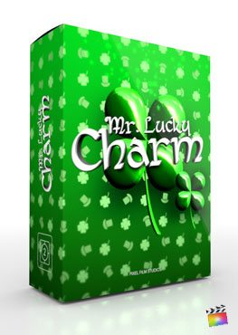 Final Cut Pro X Theme Mr. Lucky Charm from Pixel Film Studios