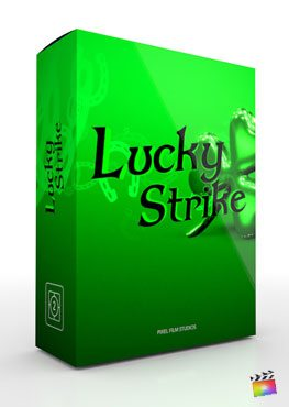 Final Cut Pro X Theme Lucky Strike from Pixel Film Studios