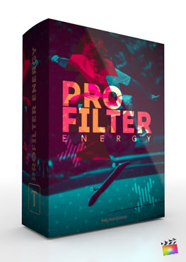Final Cut Pro X Plugin ProFilter Energy from Pixel Film Studios