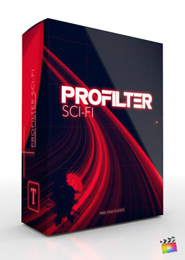 Final Cut Pro X Plugin ProFilter Sci-fi from Pixel Film Studios