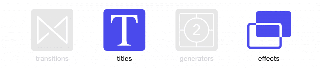 generators icon FAQ frequently asked questions troubleshooting help fcpx auto tracker
