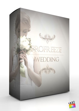 Final Cut Pro X Plugin ProFreeze Wedding from Pixel Film Studios