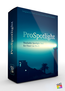 Final Cut Pro X Plugin ProSpotlight from Pixel Film Studios