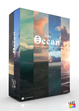 Final Cut Pro X Plugin FCPX Ocean from Pixel Film Studios