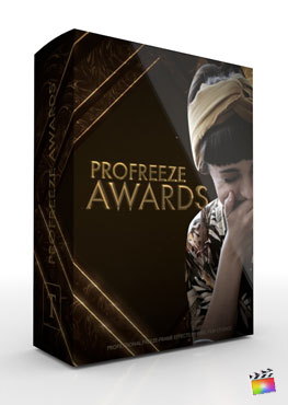 Final Cut Pro X Plugin ProFreeze Awards from Pixel Film Studios