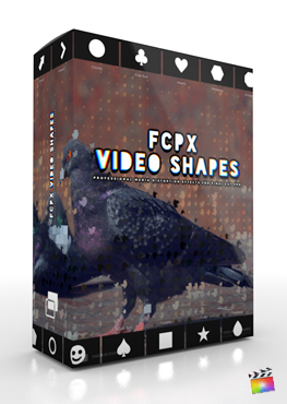FCPX Video Shapes