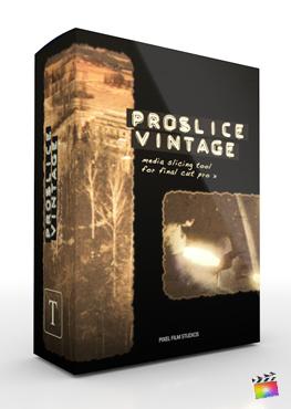 Final Cut Pro X Plugin ProSlice Vintage from Pixel Film Studios