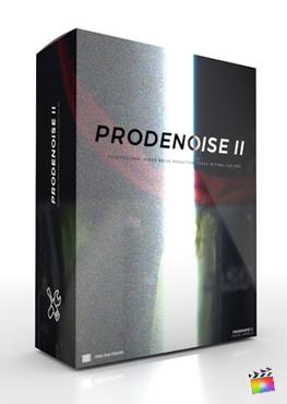Final Cut Pro X Plugin ProDenoise 2 from Pixel Film Studios