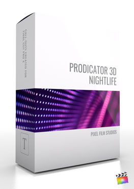 ProDicator 3D Nightlife