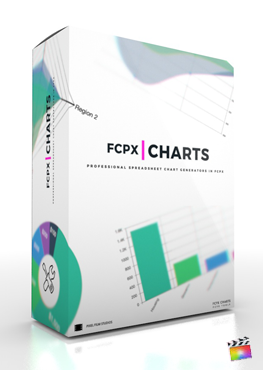 Final Cut Pro X Plugin FCPX Charts from Pixel Film Studios