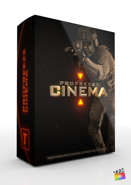 Final Cut Pro X Plugin ProFreeze Cinema from Pixel Film Studios
