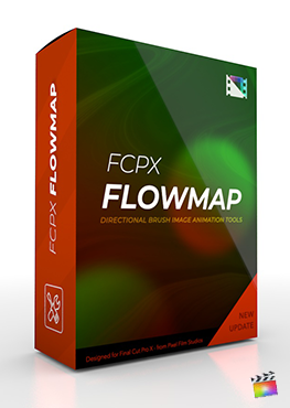 Final Cut Pro X Plugin FCPX Flowmap from Pixel Film Studios