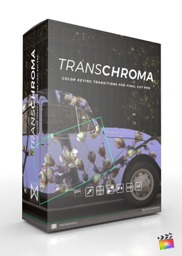 Final Cut Pro X Plugin TransChroma from Pixel Film Studios