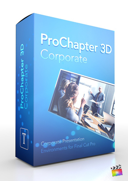 Final Cut Pro X Plugin ProChapter 3D Corporate from Pixel Film Studios
