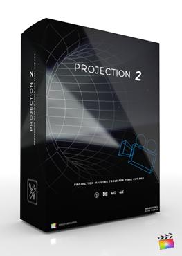 Final Cut Pro X Plugin Projection 2 from Pixel Film Studios