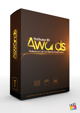 ProDicator 3D Awards