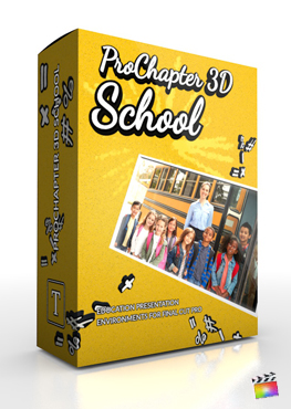 ProChapter 3D School