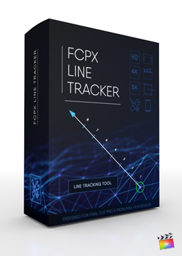 Final Cut Pro X Plugin FCPX Line Tracker from Pixel Film Studios
