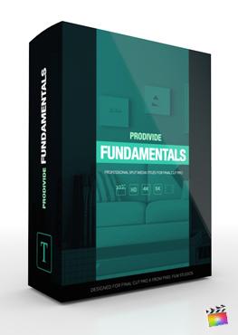 Final Cut Pro X Plugin ProDivide Fundamentals from Pixel Film Studios