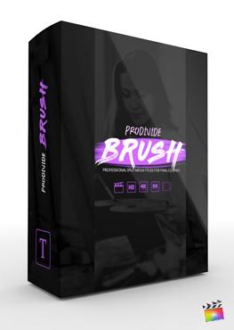 Final Cut Pro Plugin - ProDivide Brush from Pixel Film Studios