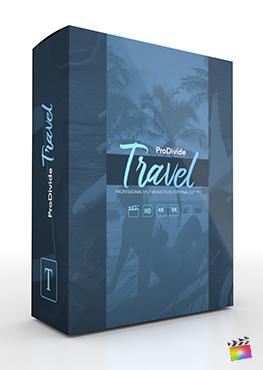 Final Cut Pro Plugin - ProDivide Travel from Pixel Film Studios