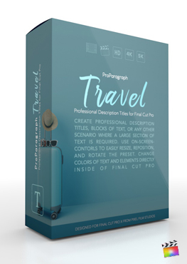 ProParagraph Travel