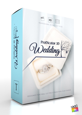 ProDicator 3D Wedding