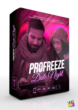 Final Cut Pro Plugin - ProFreeze Date Night From Pixel Film Studios