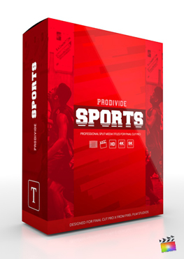 Final Cut Pro X Plugin ProDivide Sports from Pixel Film Studios