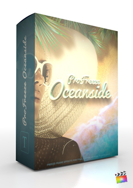 Final Cut Pro Plugin - ProFreeze Oceanside from Pixel Film Studios