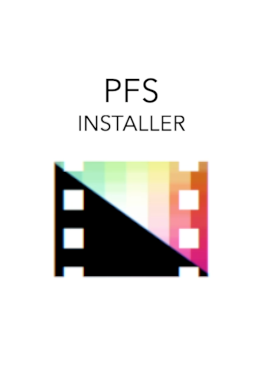 Final Cut Pro X Plugin PFS Installer from Pixel Film Studios