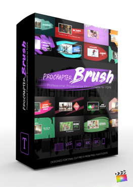 Final Cut Pro X Plugin ProChapter Gradients from Pixel Film Studios