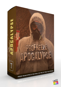 Final Cut Pro X Plugin ProFreeze Apocalypse from Pixel Film Studios