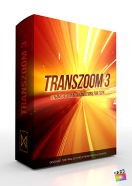 Final Cut Pro X Plugin TransZoom 3 from Pixel Film Studios
