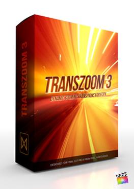 Final Cut Pro X Plugin TransZoom 3 from Pixel Film Studios