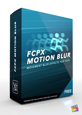 Final Cut Pro X Plugin FCPX Motion Blur from Pixel Film Studios