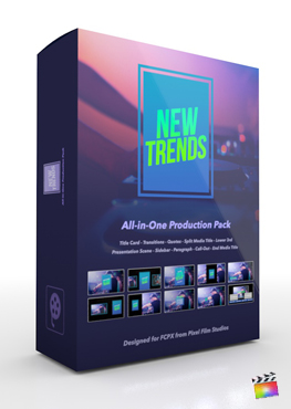 Pixel Film Studios - New Trends Production Package
