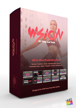 Pixel Film Studios - Vision Production Package