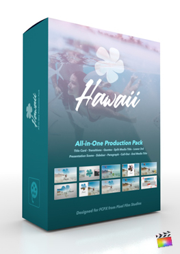 Pixel Film Studios - Hawaii Production Package