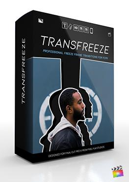 Final Cut Pro X Transition TransFreeze Split from Pixel Film Studios