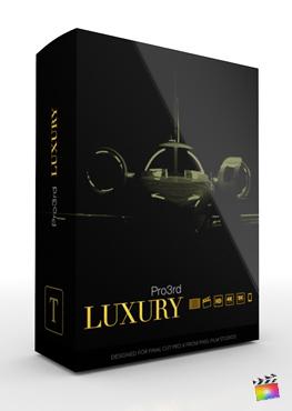 Final Cut Pro Plugin - Pro3rd Luxury from Pixel Film Studios