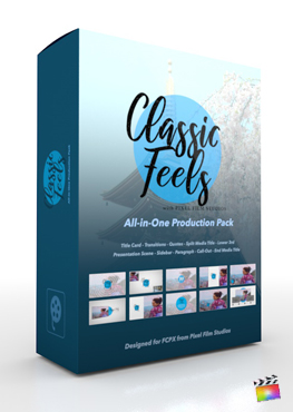 Pixel Film Studios - Classic Feels Production Package