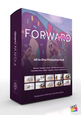 Pixel Film Studios - Forward Motion Production Package