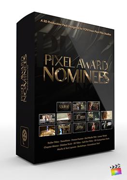 Final Cut Pro X Plugin Pixel Award Nominees 3D Production Package from Pixel Film Studios