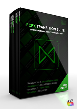 Final Cut Pro X Transition FCPX Transition Mega Pack from Pixel Film Studios